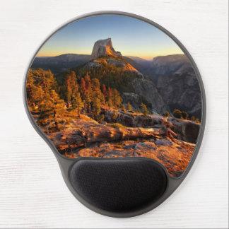 Mouse Pad De Gel Meia abóbada no por do sol - Yosemite