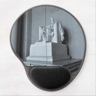 Mouse Pad De Gel Memorial de Lincoln no Washington DC