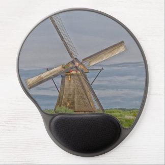 Mouse Pad De Gel moinhos de vento do local do património mundial de