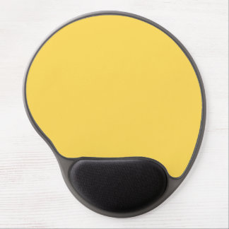 Mouse Pad De Gel mostarda da cor