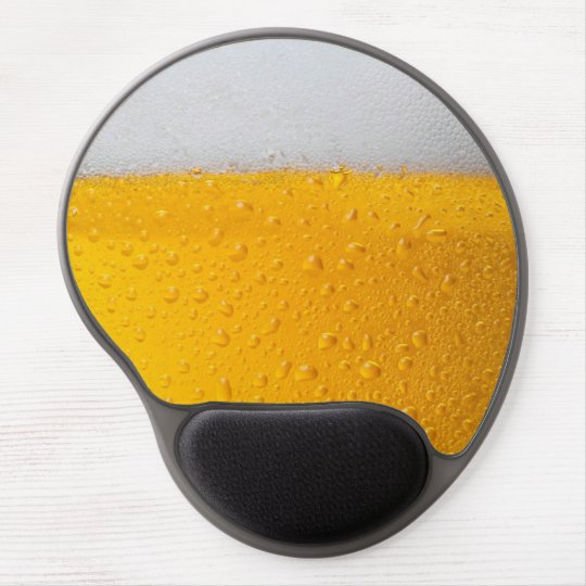 Mouse Pad De Gel Mouse Pad BEER