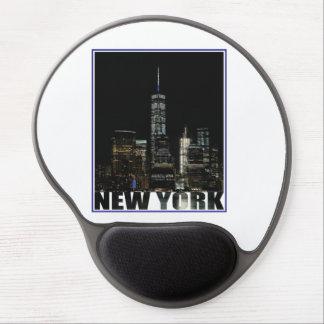 Mouse Pad De Gel New York New York