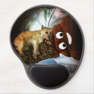 Mouse Pad De Gel Oh, tombadilho! Tapete do rato do gel