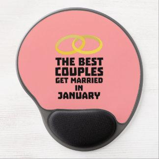 Mouse Pad De Gel Os melhores casais em janeiro Z00xc