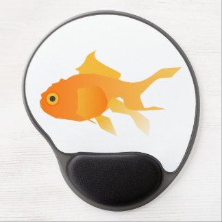 Mouse Pad De Gel Peixe dourado