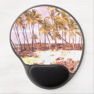 Mouse Pad De Gel Praia grande da ilha