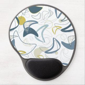 Mouse Pad De Gel Retro Crescimento-UM-Soou!