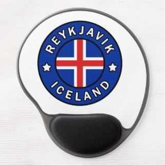 Mouse Pad De Gel Reykjavik Islândia