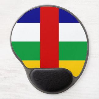 Mouse Pad De Gel Símbolo da bandeira de país de Central African