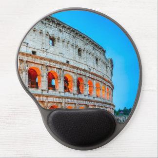 Mouse Pad De Gel Tapete do rato Colosseum Roma Italia