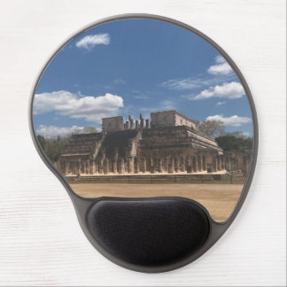 Mouse Pad De Gel Templo de Chichen Itza do gel Mousepad dos