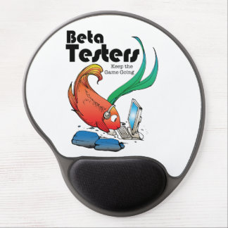 Mouse Pad De Gel Verificador de Betta