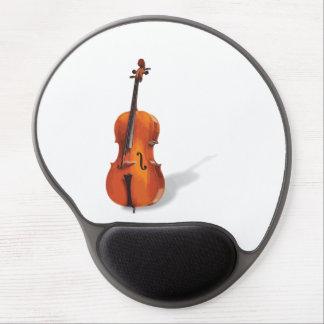 Mouse Pad De Gel Violoncelo