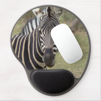 Mouse Pad De Gel zebra