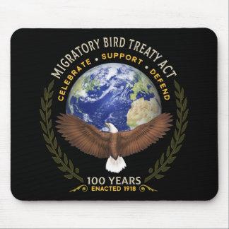 Mousepad 1918 ato do Tratado das aves migratórias - 100
