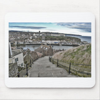 Mousepad 199 etapas Whitby