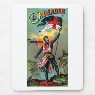 Mousepad 19o C. Poster do tabaco do cruzado