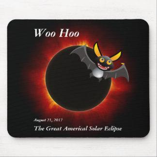 Mousepad 2017 eclipse solar, edição do vampiro