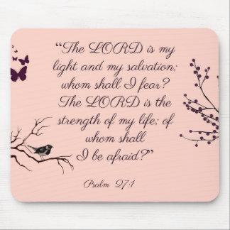 Mousepad 27:1 do salmo