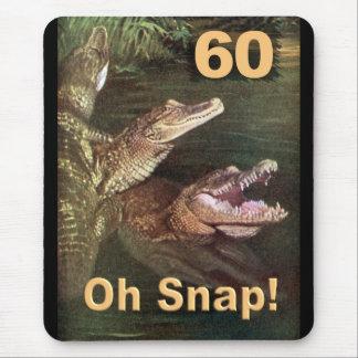 Mousepad 60th Aniversário