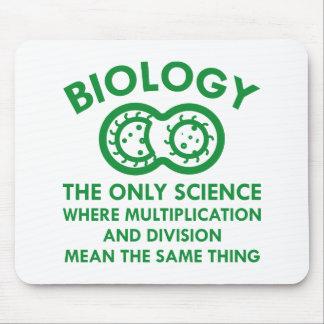 Mousepad A biologia está em meus genes