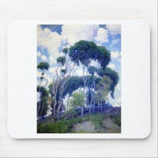 Mousepad A cara aumentou - eucalipto de Laguna - obra-prima