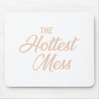 Mousepad A confusão a mais quente