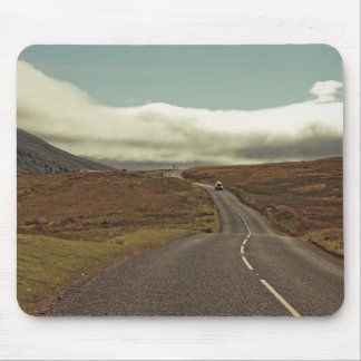 Mousepad A estrada aberta