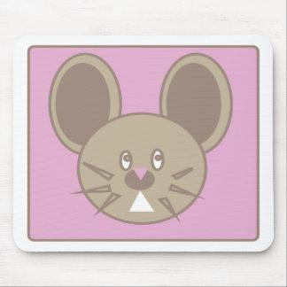 Mousepad A forma fez o rato