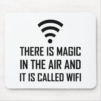 Mousepad A mágica no ar é Wifi