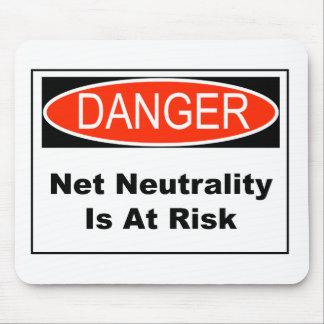 Mousepad A neutralidade líquida é em risco