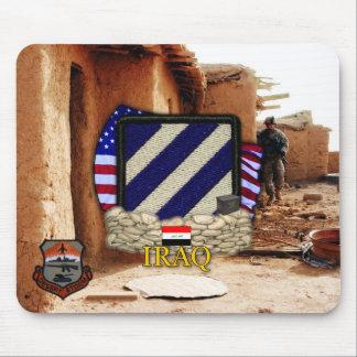 Mousepad a ó Guerra do Golfo da divisão de infantaria