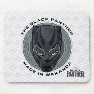 Mousepad A pantera preta | fez em Wakanda