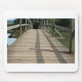 Mousepad a ponte taize o lago