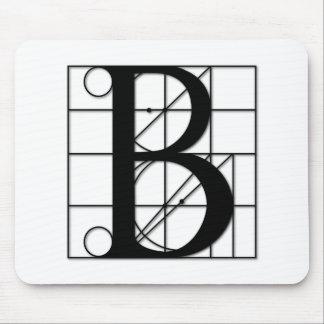 Mousepad A proporção divina - B