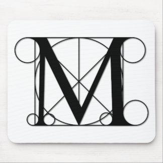 Mousepad A proporção divina - M