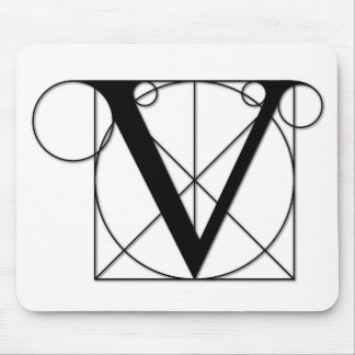 Mousepad A proporção divina - V