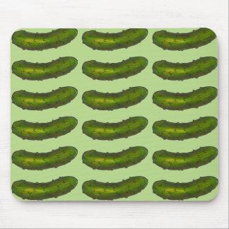 Mousepad A salmoura de aneto verde crocante conserva o