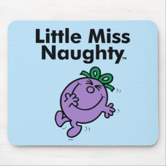 Mousepad A senhorita pequena pequena Impertinente da