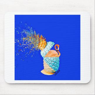 Mousepad Abacaxi do flamingo