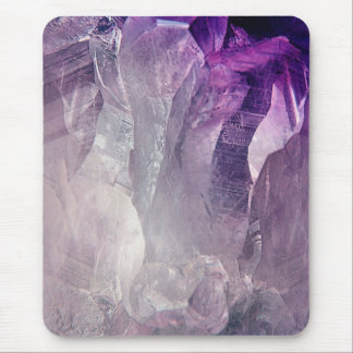 Mousepad Abstrato de cristal do núcleo