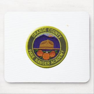 Mousepad Academia da guarda florestal do Condado de Orange