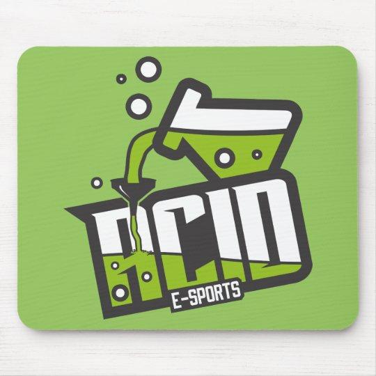 Mousepad ACID E-Sport / Clan - Logo nova
