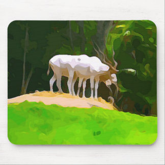 Mousepad Addax do safari
