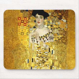 Mousepad Adele Bloch-Bauer mim pela arte Nouveau de Gustavo