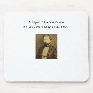Mousepad Adolfo Charles Adam, 1855