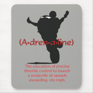 Mousepad Adrenalina
