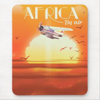 Mousepad África pelo ar