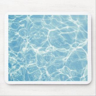 Mousepad Água da piscina, piscina, natação, verão