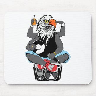 Mousepad Águia americana Funky